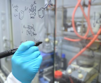 Discovery and Optimization of synthetic routes in organic chemistry research