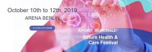 XPOMET© Medicinale is an international festival platform to showcase best practice and highlight trends in global healthcare and forecast future developments in health and tech.
