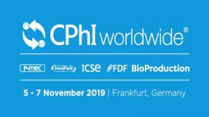 The world's largest pharmaceutical exhibition, CPhI Worldwide