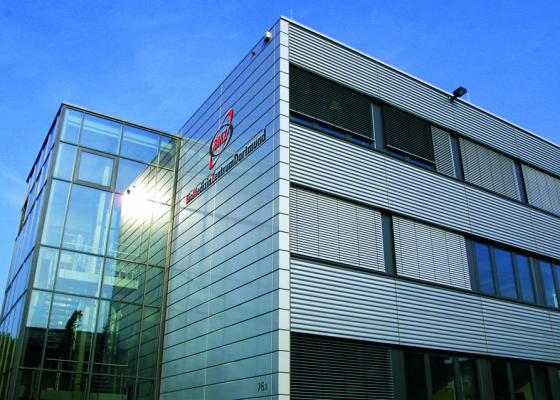 Taros Headquarter in the technology park Dortmund, Germany