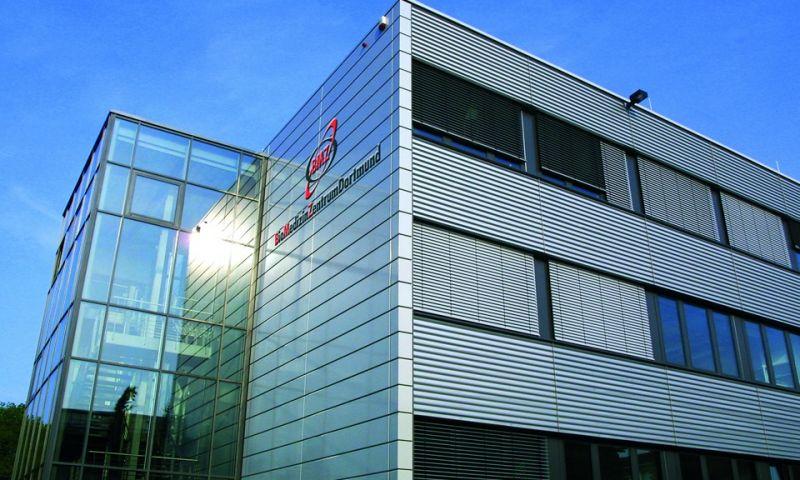 Taros befindet sich im Gebäude des BioMedizinZentrum im Technologiepark Dortmund
